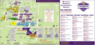 Viking Map Maps U0026 Directions U2013 Parking U2013 Minnesota State University Mankato
