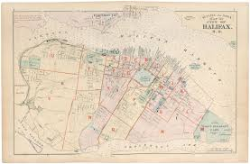 Halifax Canada Map by Nova Scotia Archives Historical Maps Of Nova Scotia