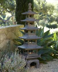 garden and lawn zen garden decoration ideas with garden pagoda