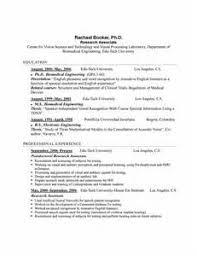 Sample Resume Engineering by Download Biochemical Engineer Sample Resume Haadyaooverbayresort Com