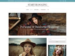 best blog themes ever 70 best wordpress blog themes download free now for 2018