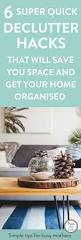 quick declutter tips to reclaim your home mums make lists