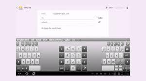 ai keyboard apk a i type tablet keyboard plus apk review
