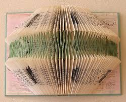 Book Paper Folding - upcycle book folding free patterns the refab diaries