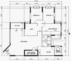 floor plans for 136 rivervale street s 540136 hdb details srx