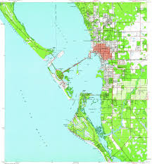Siesta Key Florida Map by Download Topographic Map In Area Of Sarasota Gulf Gate Estates
