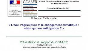 chambre agriculture tarn et garonne web tv tvlocale agriculture montauban