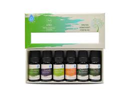 halloween perfume gift set amazon com pursonic 100 pure essential aromatherapy oils gift