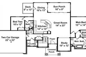 simple open floor plans 11 simple open floor plan homes small house floor plan small two