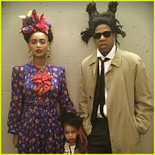 Janet Jackson Rhythm Nation Halloween Costume Beyonce Stuns Frida Kahlo Halloween Costume 2014