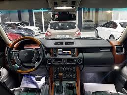 range rover dashboard bahrain cars landrover range rover
