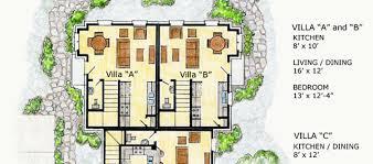 Multi Family House Plans Triplex Triplex House Plans Multi Family House Plans Unit House Multi