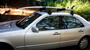 Ors Roof Racks by Mercedes Benz With Yakima Roofracks Youtube