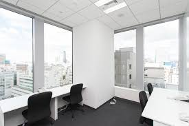 Office by Crosscoop Sendai Serviced Office