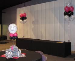 event decorating company january 2012