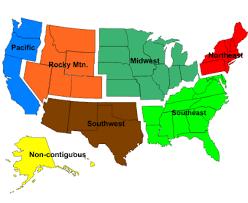 map us states regions smart exchange usa usii 2c us states grouped by region