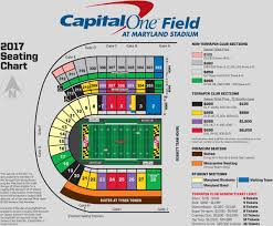 Umd Campus Map Seating Charts Maryland Terrapins Athletics University Of