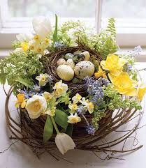Easter Decorating Ideas 2015 by Beautiful Easter Decorations With Eggs And Bunnies
