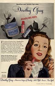 Makeup Artist Handbook Dorothy Gray 1943 Hair And Makeup Artist Handbook