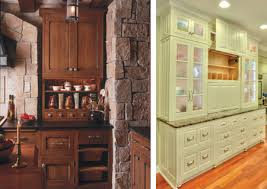 Feature Classic Cabinets - Kitchen cabinet rails