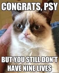 Gangnam Style Meme - gangnam style grumpy cat top 2012 meme list cnet