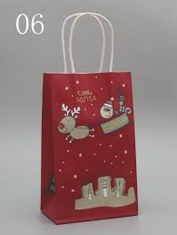 christmas paper bags wholesale merry christmas paper bags christmas paper gift bag