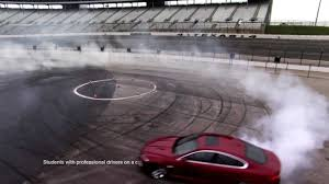 jaguar performance driving academy taming the figure eight youtube