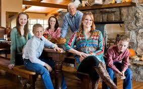 home on the range thanksgiving with ree drummond