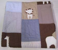 Pottery Barn Madras Crib Bedding by Pottery Barn Kids Nursery Bedding Ebay