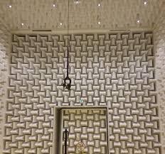chambre sourde newsletter n 26 chambre semi anéchoïque à l inrs decibel