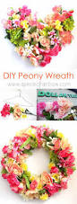 make a 344 flower wreath for 15 a piece of rainbow