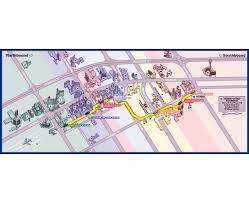 Las Vegas Strip Map by Maps Of Las Vegas Detailed Map Of Las Vegas City Tourist Map