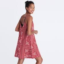 shaka cover up dress in vintage bandana shopmadewell casual