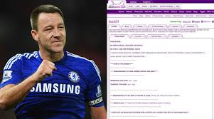 John Terry Meme - we ve found the prostitute who everyone thinks is john terry s mum