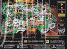 halloween horror nights map 2016 blog archives