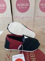 Jual Sepatu Wakai jual sepatu wakai anak hm grade ori sepatu bayi fashion anak keren
