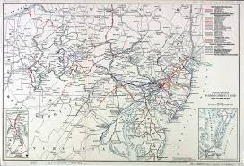 Nj Train Map Historical New Jersey Railroad Maps