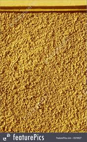 Textured Wall Background Yellow Painted Textured Wall Closeup
