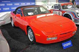 1991 porsche 944 s2 cabriolet auction results and data for 1991 porsche 944 conceptcarz com
