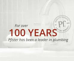 Pfister Faucets Warranty About Us Pfister Faucets