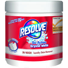 Best Stain Remover Clothes Resolve How To Whiten Clothes Resolve Canada