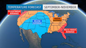 weather map of east coast usa weather map of east coast usa wsi outlook sept nov 0 thempfa org
