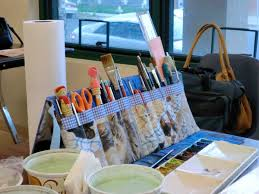 25 unique paint brush holders ideas on pinterest art studio