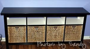 Ikea Hemnes Sofa Table Periwinkle Dining Room Archives Organize With Sandy Organize