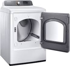 Propane Clothes Dryers Samsung Dv48h7400gw 27 Inch 7 4 Cu Ft Gas Dryer With 11 Dry