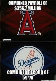 Dodgers Suck Meme - angels vs dodgers memes vs best of the funny meme