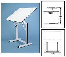 Staedtler Drafting Table Ensign Drafting Table