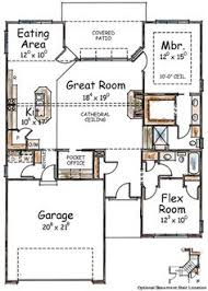cute cottage floor plan love the porch and fireplace future