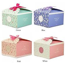 cookie box favors cookie favor boxes