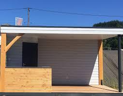 cuisine d été en bois achetez abri bois neuf pour quasi neuf annonce vente à belmont de